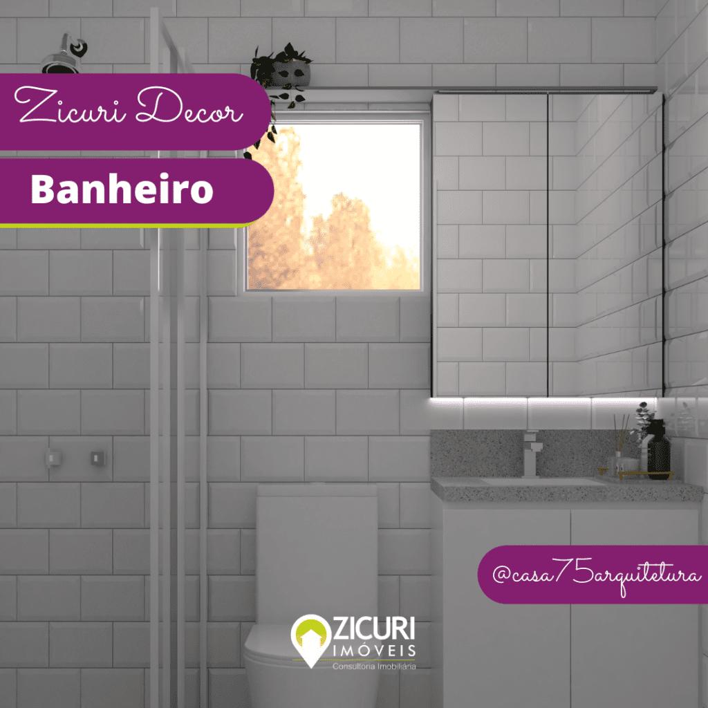 Zicuri Decor: Banheiro